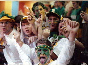 The 1989 Borah High School Rowdies
